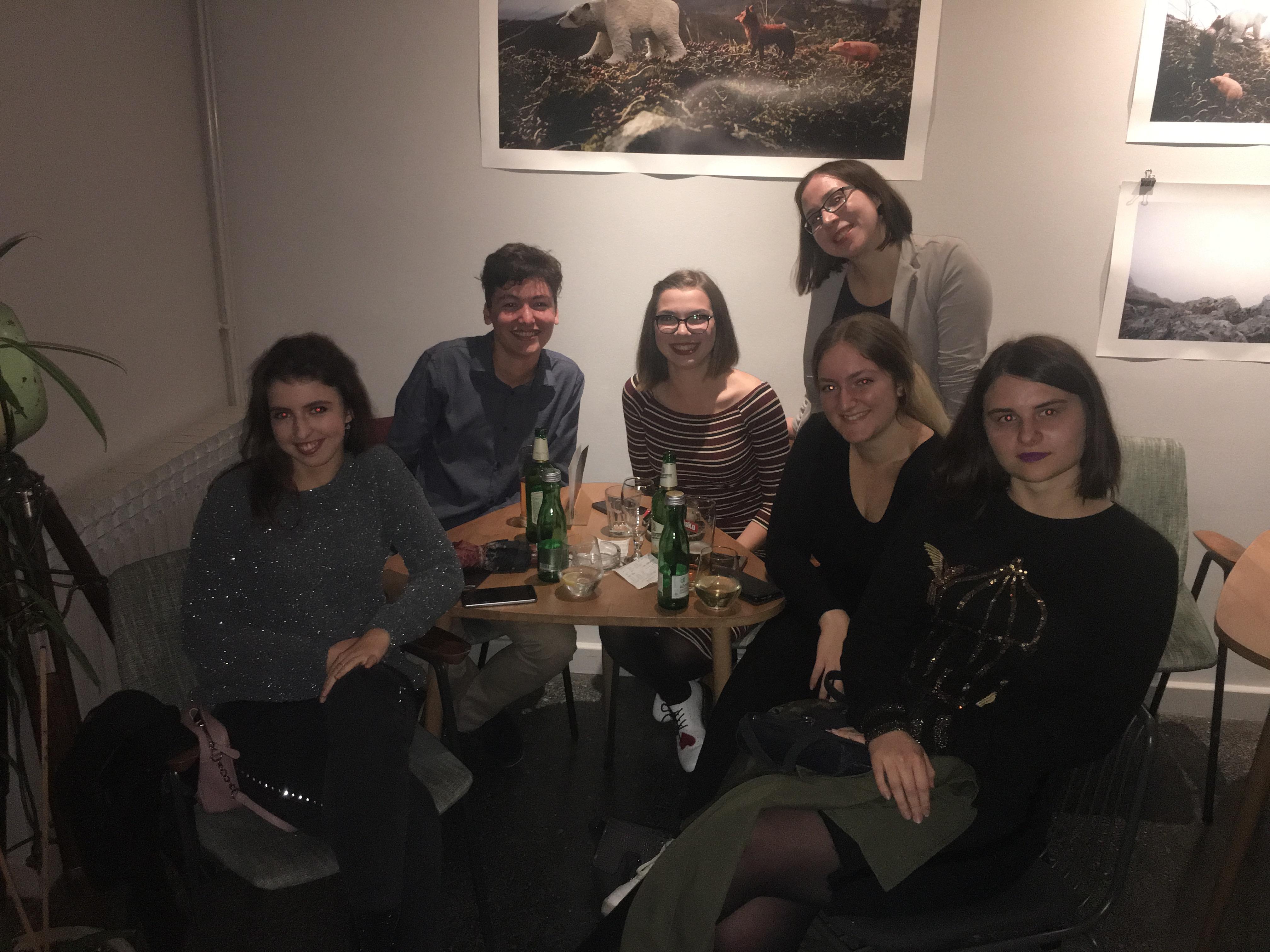 Turski i hrvatski pjesnici u Botaničaru