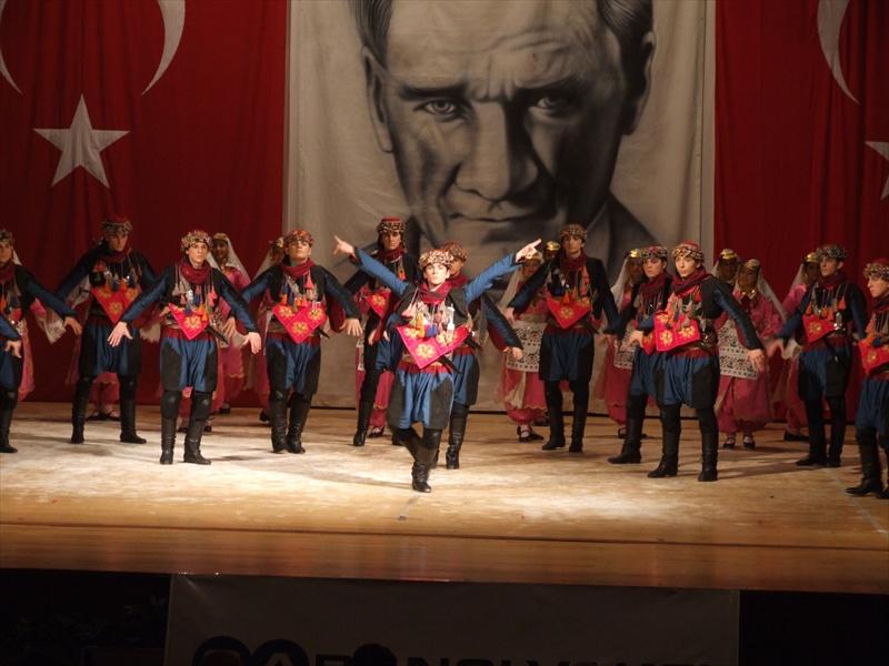 Poziv na tečaj turskih narodnih plesova
