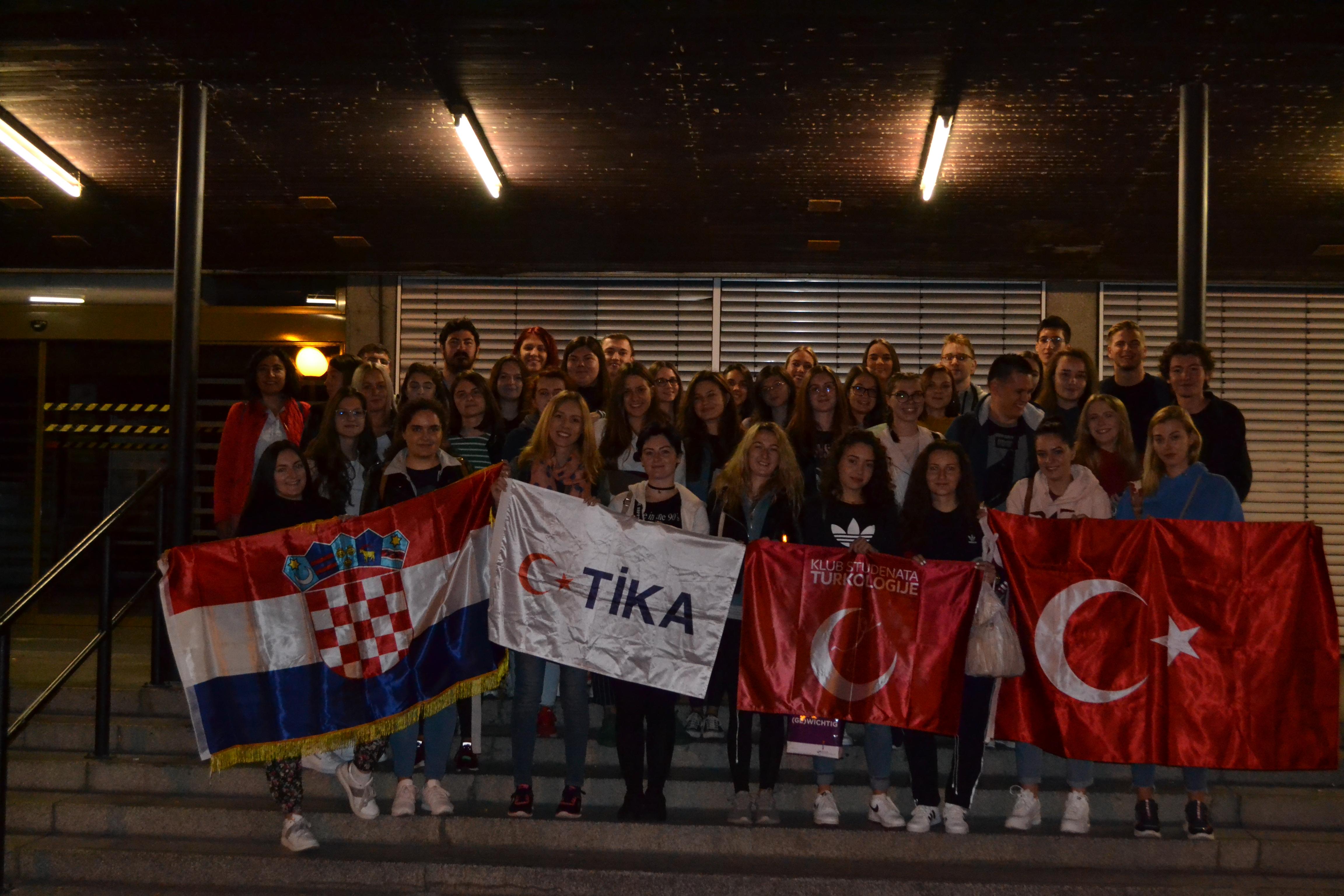 Terenska nastava u Tursku – dan 1.