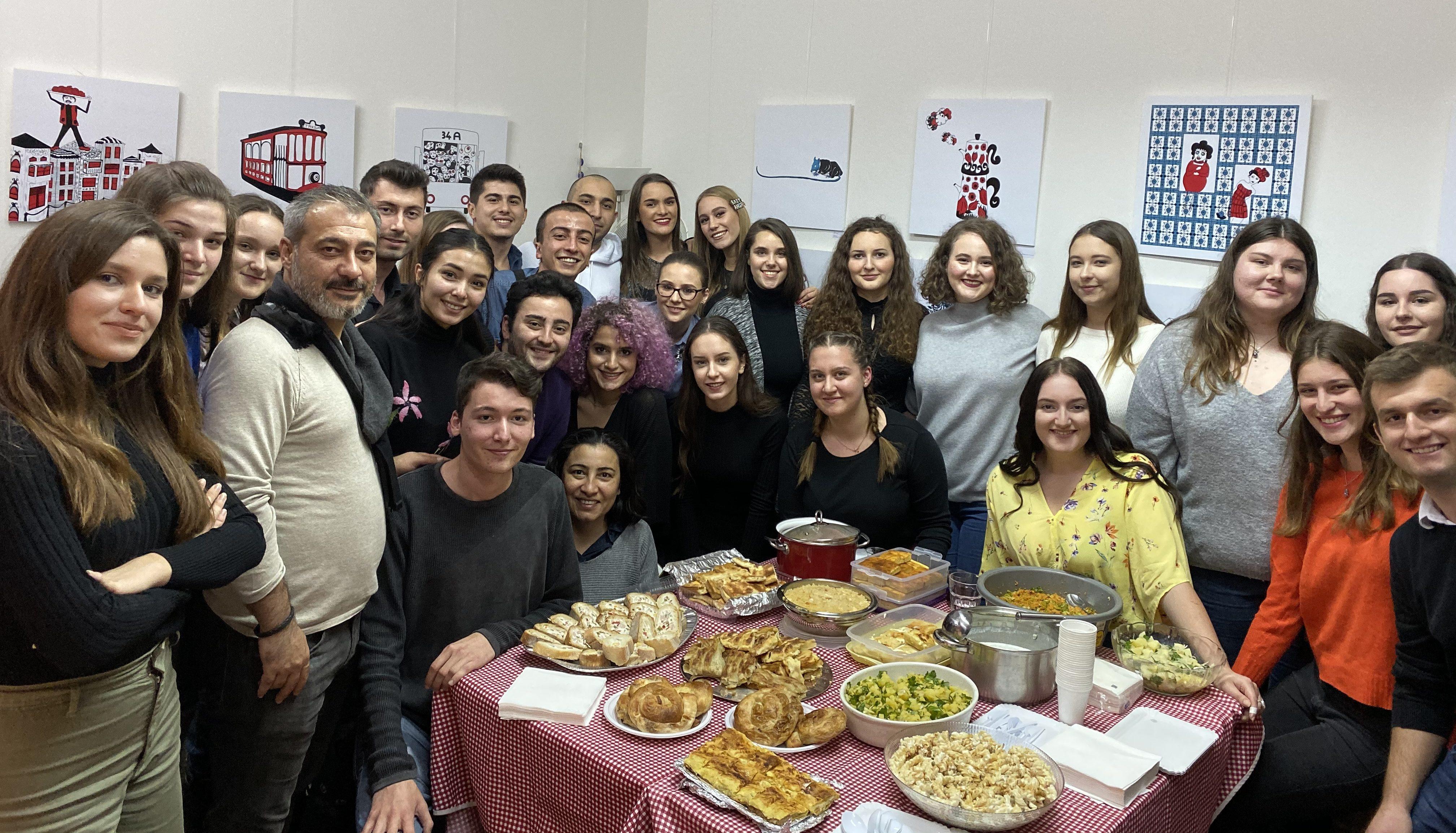 Hrvatsko-turska večera