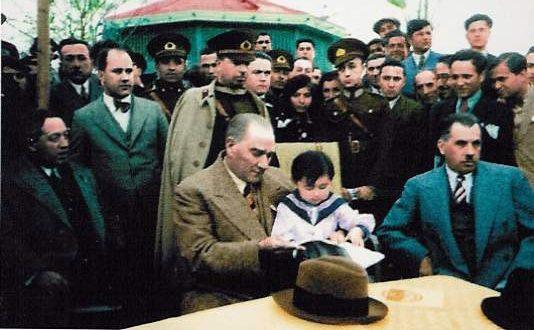 Pisma turkijskih naroda: put do latinice