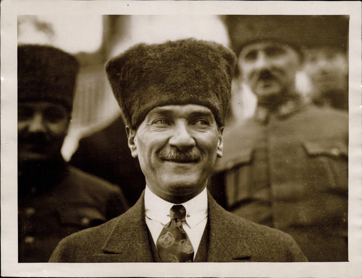 Ataturkovo obraćanje mladima