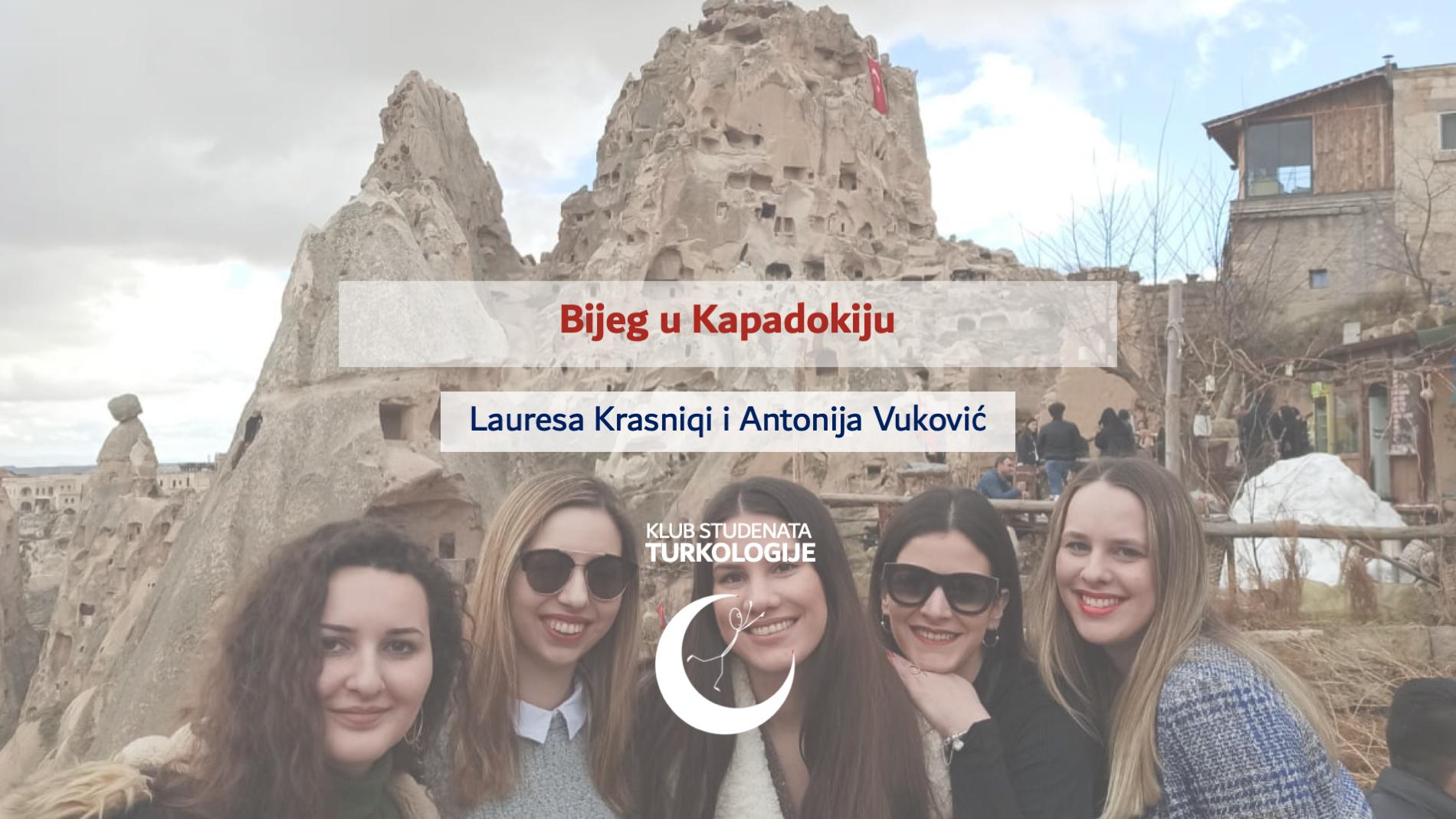 Bijeg u Kapadokiju