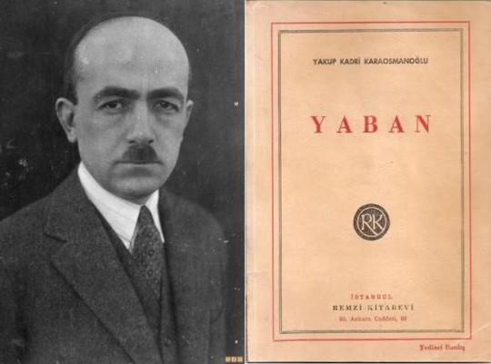 Osvrt na knjigu Tuđinac (Yaban)