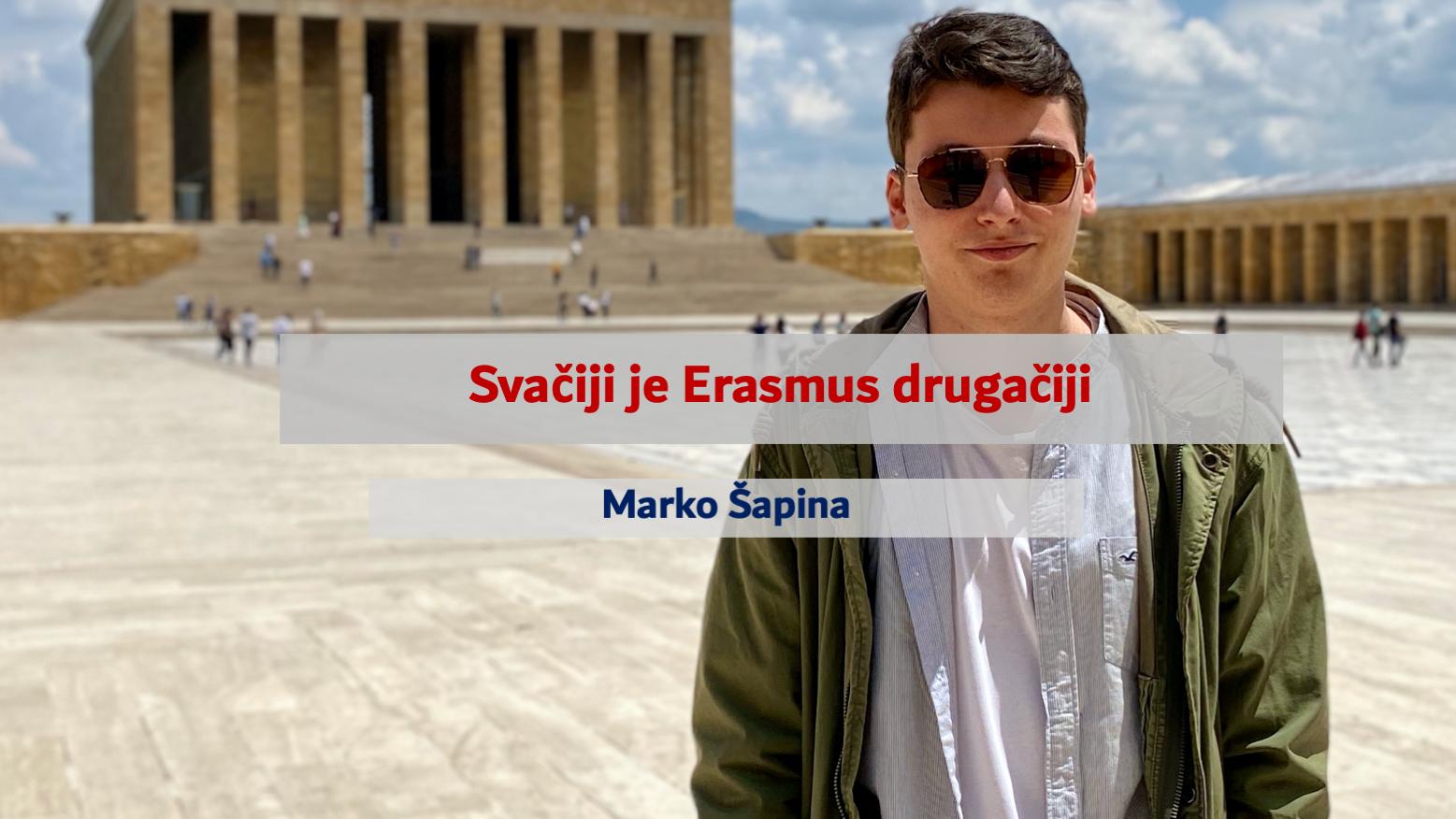 Svačiji je Erasmus drugačiji