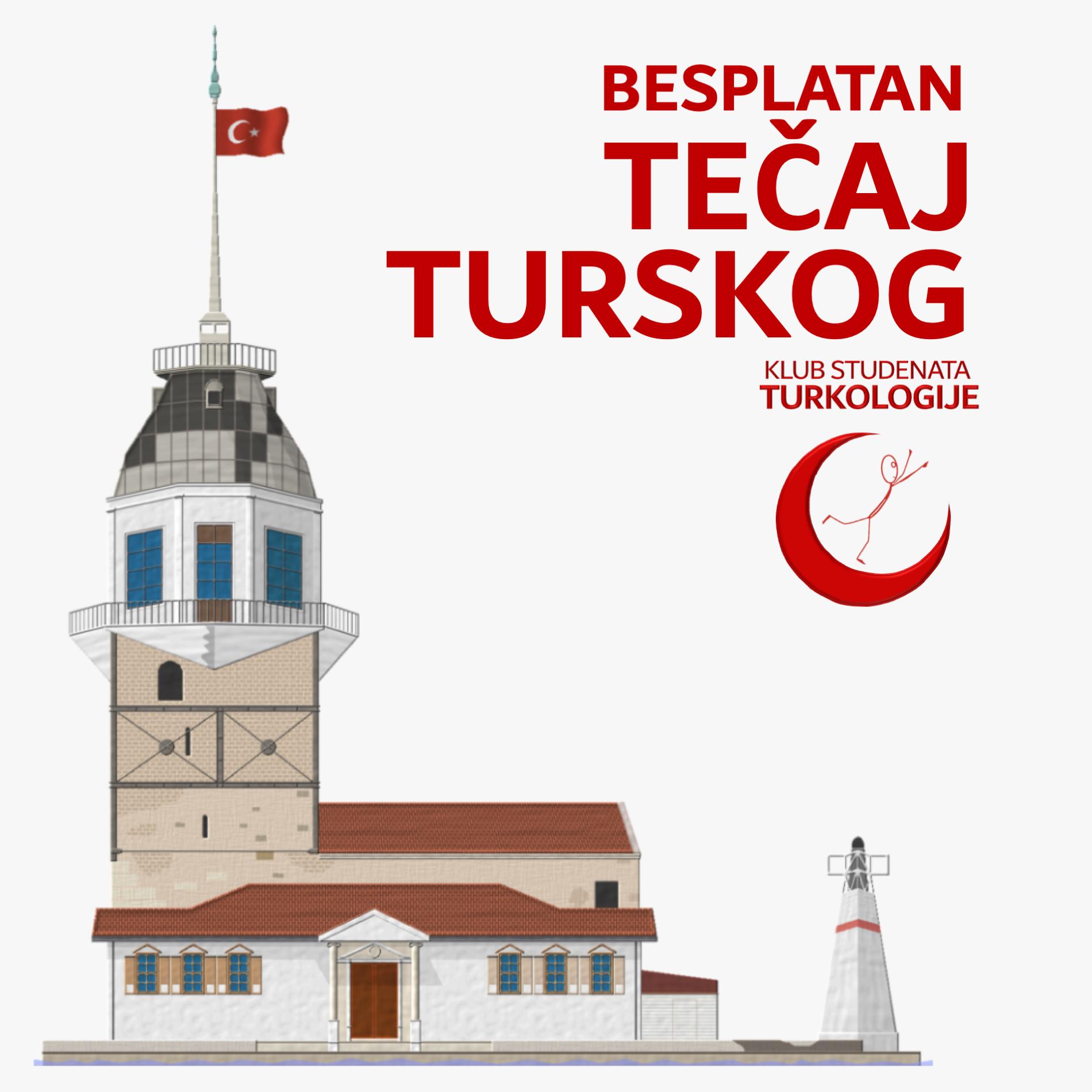 Besplatan tečaj turskog jezika