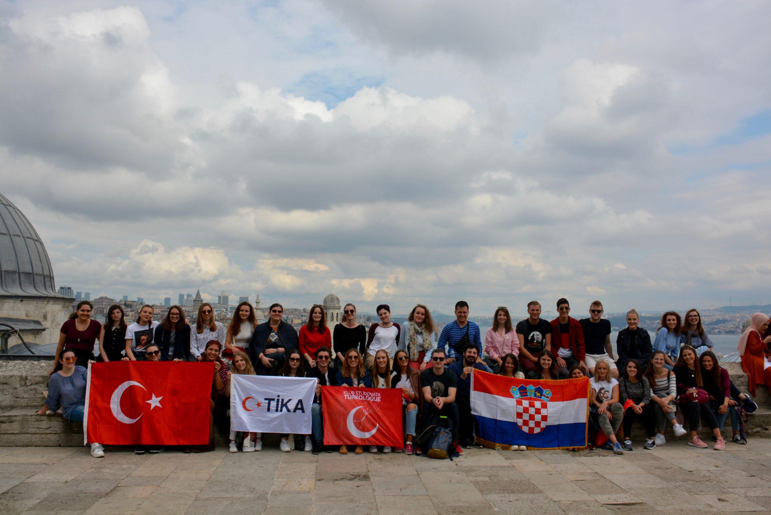 Treći rođendan: priča uspjeha Kluba studenata turkologije